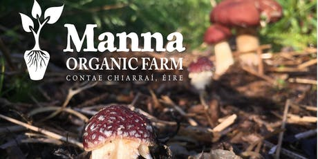 Manna Organic Farm Store Walk 31/08/2019 tickets