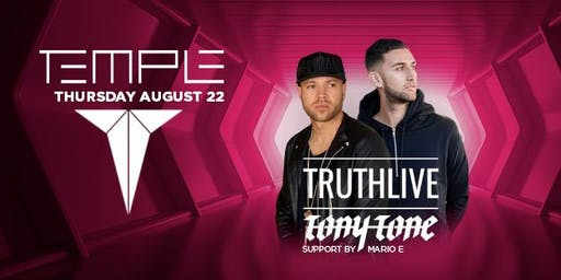 TonyTone and Truthlive