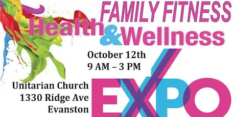 2019 Family Fitness Health & Wellness EXPO tickets