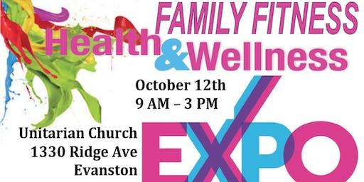 2019 Family Fitness Health & Wellness EXPO