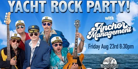 Yacht Rock Party with Anchor Management tickets
