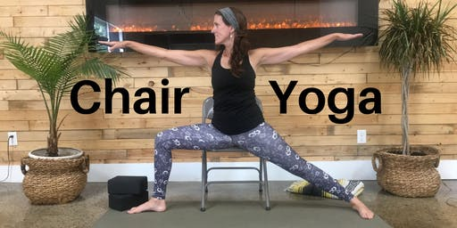 Chair Yoga Workshop