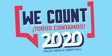 We Count 2020 Census Campaign  Kick-Off (Todos Contamos 2020) tickets