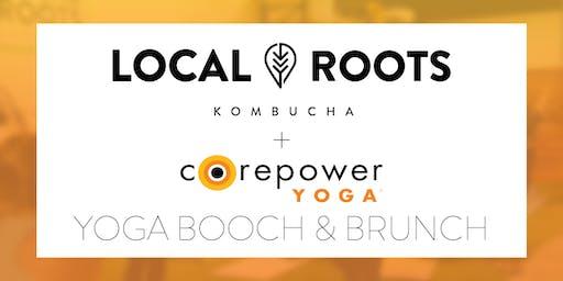 Yoga, Booch, & Brunch w/ Core Power