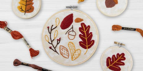 Beginner Embroidery Essentials tickets