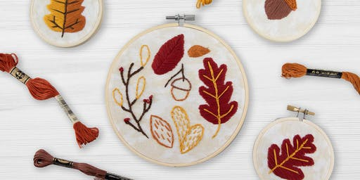 Beginner Embroidery Essentials