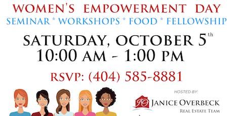 Women's Empowerment Day tickets