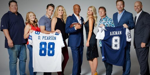Drew Pearson Live VIP Red Carpet Launch Event