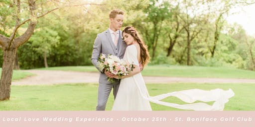 Local Love Wedding Experience- Winnipeg