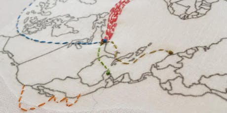 Embroidered Maps with Susan McDaniel tickets