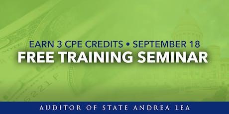 Arkansas Unclaimed Property Seminar - 4th Annual tickets