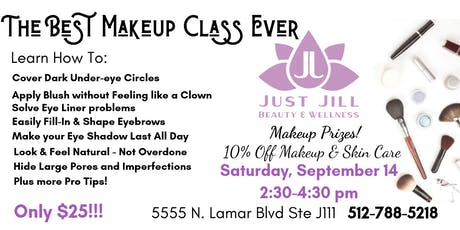 The Best Makeup Class Ever tickets