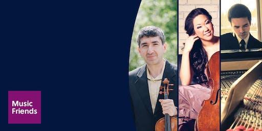 Chamber Music with Oleg Pokhanovski, Minna Rose Chung and Scott Meek