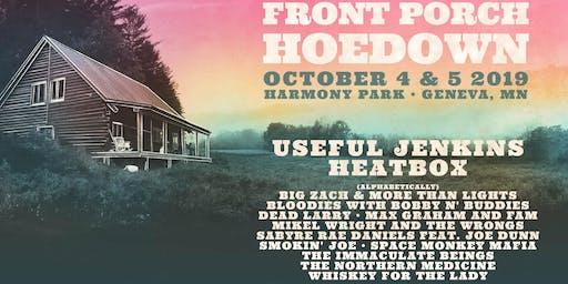 Front Porch Hoedown