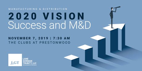 Vision 2020: Success and M&D tickets