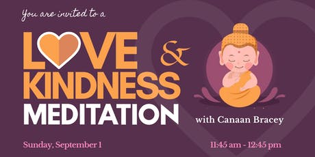 A Love and Kindness Meditation  tickets