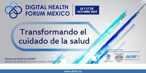 Digital Health Forum México Octubre 2019