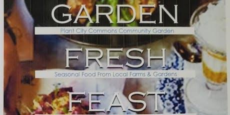 Garden Fresh Feast tickets