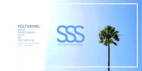 SSS Vol. 2 tickets