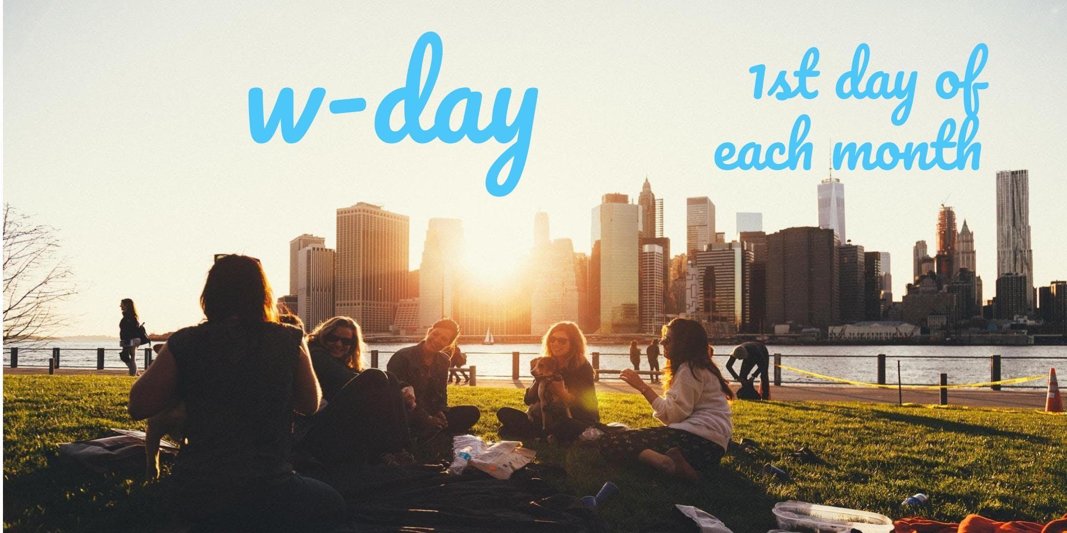 Webtalk Invite Day - Montreal - Canada