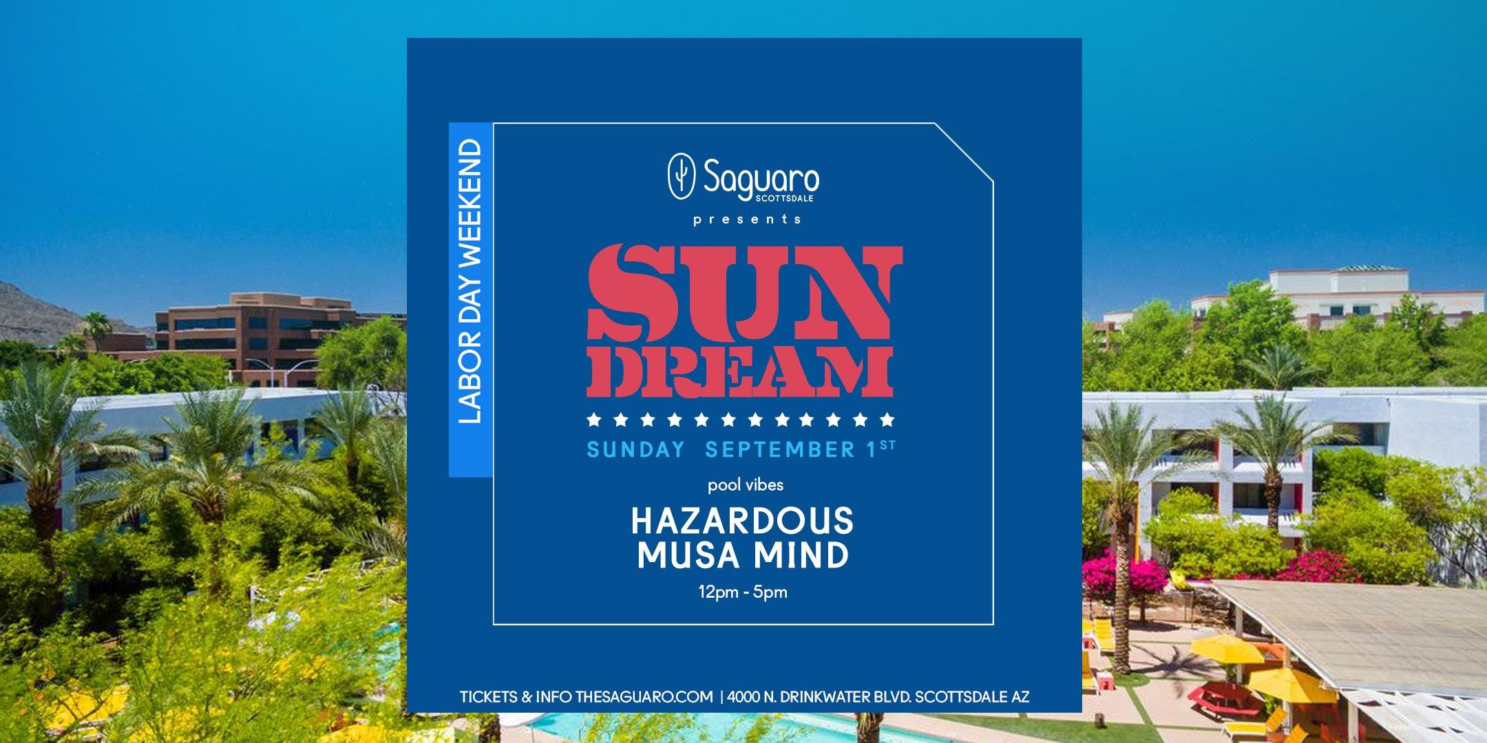 The Saguaro Scottsdale presents