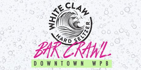 White Claw Bar Crawl tickets