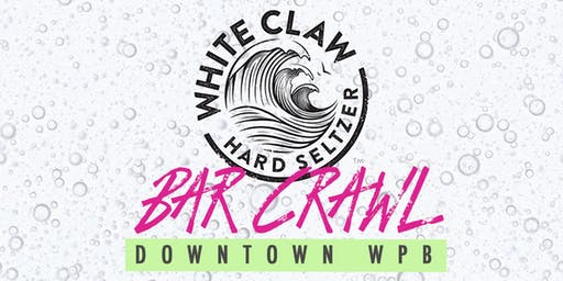 White Claw Bar Crawl