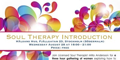 Soul Therapy Introduction