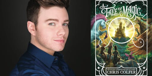 Chris Colfer Book Signing Event!
