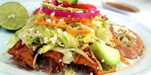 Salvadoran Comfort Food, with Carmen Barquero