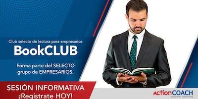 BOOK CLUB (CLUB DE LECTURA) 21 DE AGOSTO