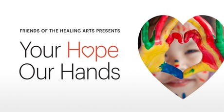 The Healing Arts 2019  - Your Hope  Our Hands tickets