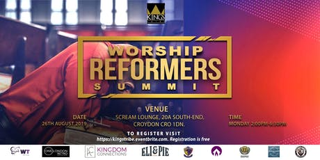 Worship Reformers Summit tickets