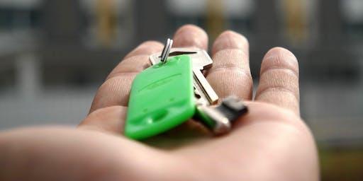 Palestra sobre Compra e Venda de imóveis em MI - no escritório de Rochester