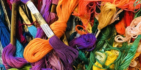 Embroidery 101 with Susan McDaniel tickets