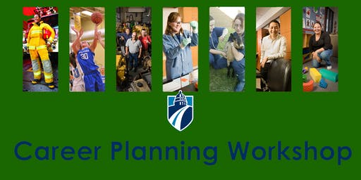 Career Planning Workshop-Fort Atkinson Campus (Fall 2019)