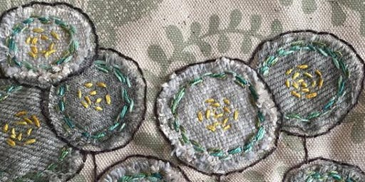 Meditative Slow Stitching
