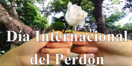 Día Internacional del Perdón entradas