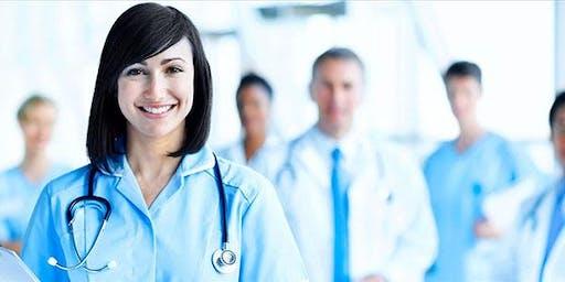 National University Healthcare Career Fair