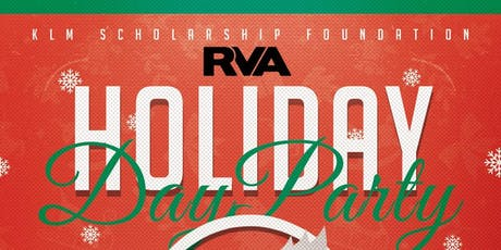 4th Annual RVA Holiday Day Party tickets