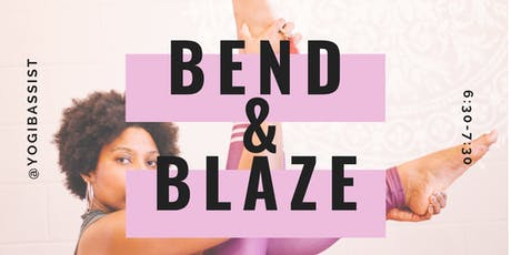 Bend and Blaze tickets