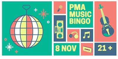 PMA MUSIC BINGO