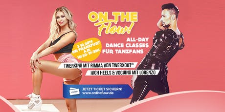 On the Flow! Dance Festival bei Frankfurt a. M. Tickets