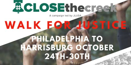 WALK FOR JUSTICE tickets