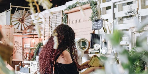 Vintage Living: A Pop-Up By Flying Miz Daisy