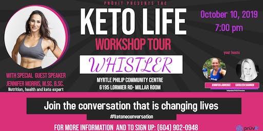 Keto Life Workshop- Whistler