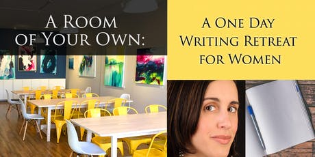A Room of Your Own: One Day Writing Retreat for Women tickets