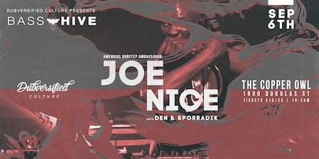 Bass Hive XIV - Feat. Joe Nice tickets