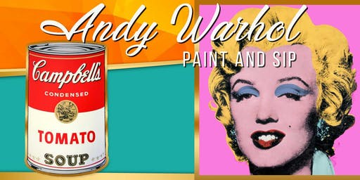 Paint Your Own Masterpiece - The Warhol Edition