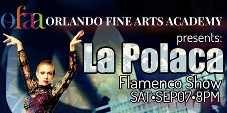 """LA POLACA"" Flamenco Show tickets"